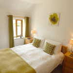Bedroom 3; ensuite double, with access onto garden.